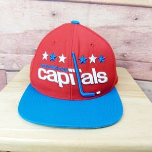 Mitchell & Ness NHL Capitals Washington cap